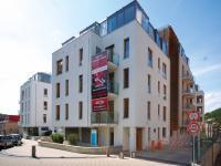 Rezidence Královská vyhlídka, 3+kk+B+T, 1 patro, 136 m2, Libušina, Karlovy Vary.