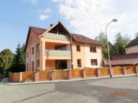 Prodej novostavby rezidence domu se 3 byty a nebytovým prostorem v Sokolově, Dělnická ulice