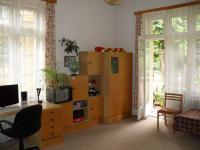 Prodej bytu 4+1+L+2 mansardy, 166 m2, 1. patro, výtah, Karlovy Vary, ulice Krále Jiřího