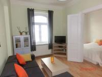 Apartmán PELA (first class) - krátkodobý pronájem apartmánu 2+1, centrum Karlových Varů, Zeyerova