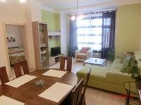 Apartmán GHADA (first class) - krátkodobý pronájem apartmánu 3+KK,centrum Karlových Varů,Jugoslávská