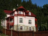 Prodej historické vily ulice K Přehradě, Doubí, Karlovy Vary
