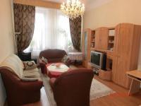 Prodej bytu 3+1+kancelář, 83 m2, 2. patro, invalidní plošina k bytu, OV, Karlovy Vary-Vítězná ulice