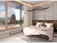Nový 2+kk o ploše 50,8m2 + balkon 8,62m2 s garážovým stáním, sklepem a komorou.