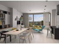 Nový byt 3+kk o ploše 82,2m2 + 9,6m2 balkon.