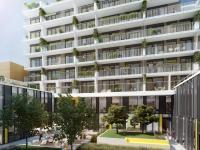 Moderní byt  3+kk o výměře 87m2 + 6m2 balkon, Praha - Karlín.