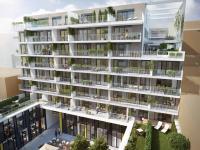 Moderní byt  4+kk o výměře 119,8m2 + 10,9m2 balkon, Praha - Karlín.