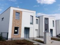 Cihlový rodinný dům 5+kk/T o ploše 153,5 m2 + 22,6m2 terasa na pozemku 355m2.