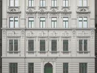 Rozestavěná bytová jednotka 3+kk o ploše 76,7m2 v historické části Žižkova.