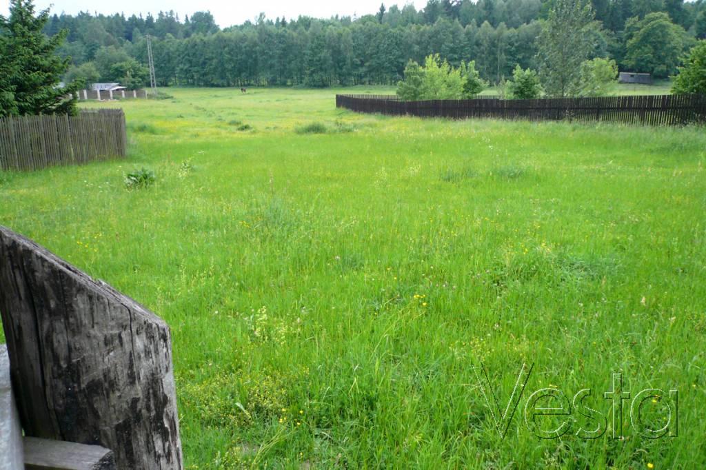 Velký stavební pozemek na Maxičkách
