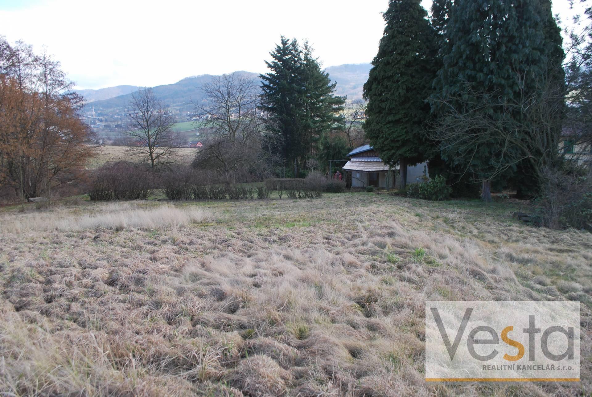 Pozemek s výhledem pro výstavbu RD – 2 207 m2