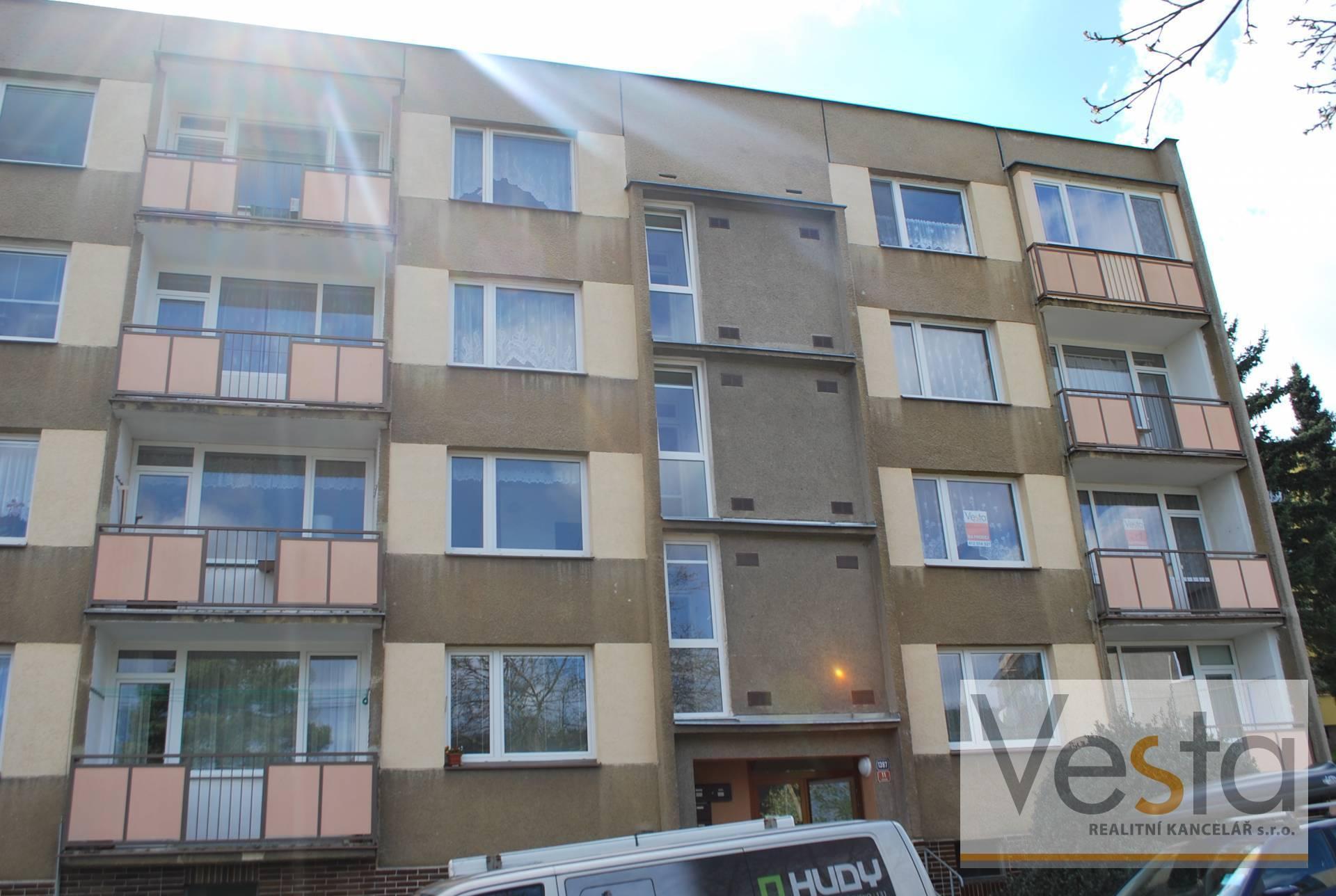 Pěkný byt 2+1 ve vyhledávané lokalitě Děčín - Letná