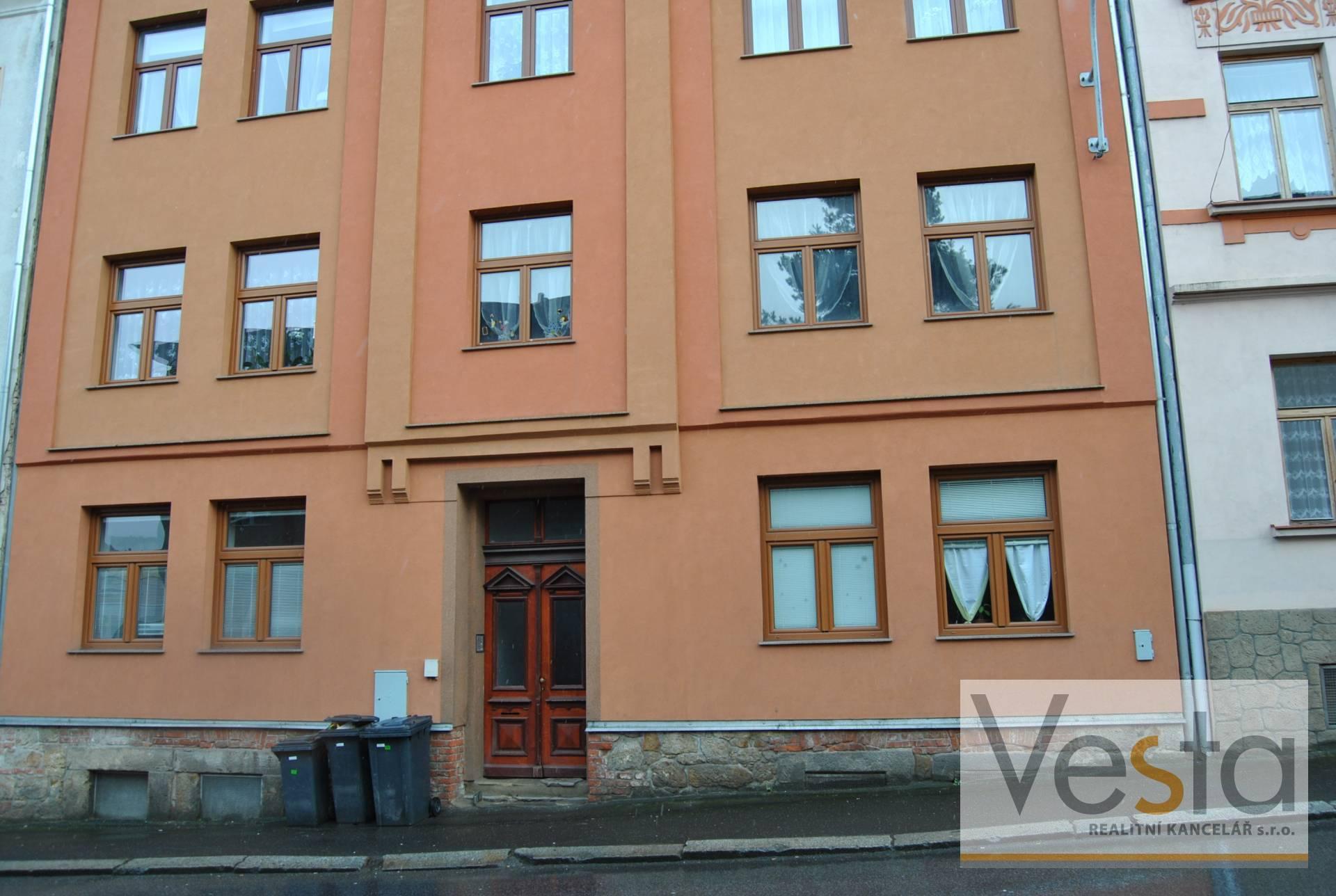 Pěkný zrekonstruovaný byt 1+1, Děčín - Letná