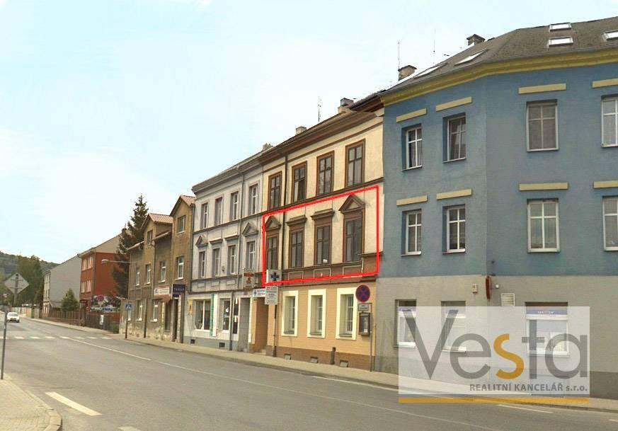 Pronájem nebytových prostor v Děčíně III - Staré Město