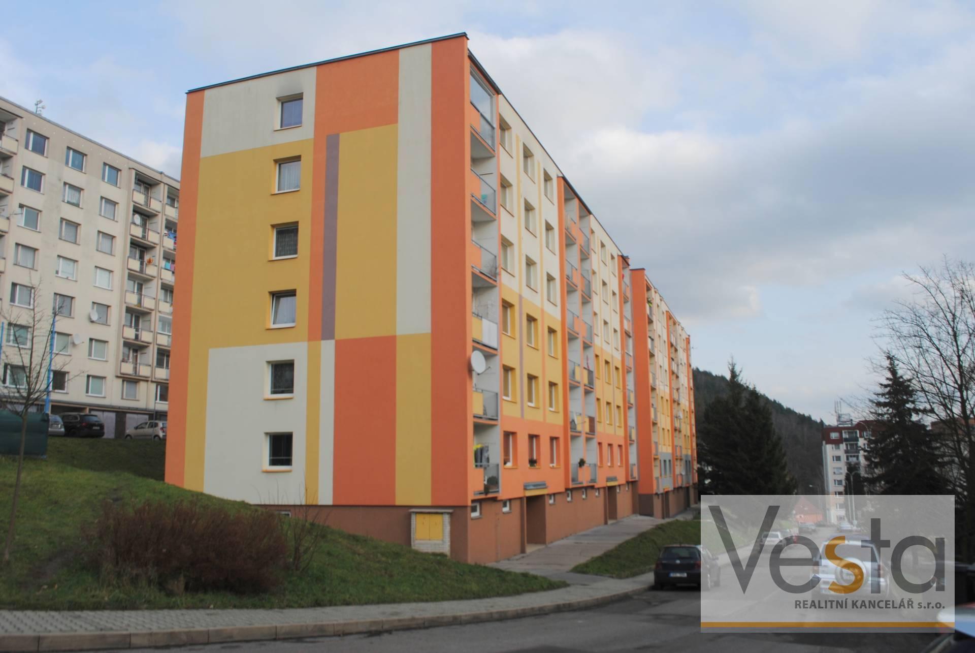 Družstevní byt 1+1 V Děčíně IX-Bynov