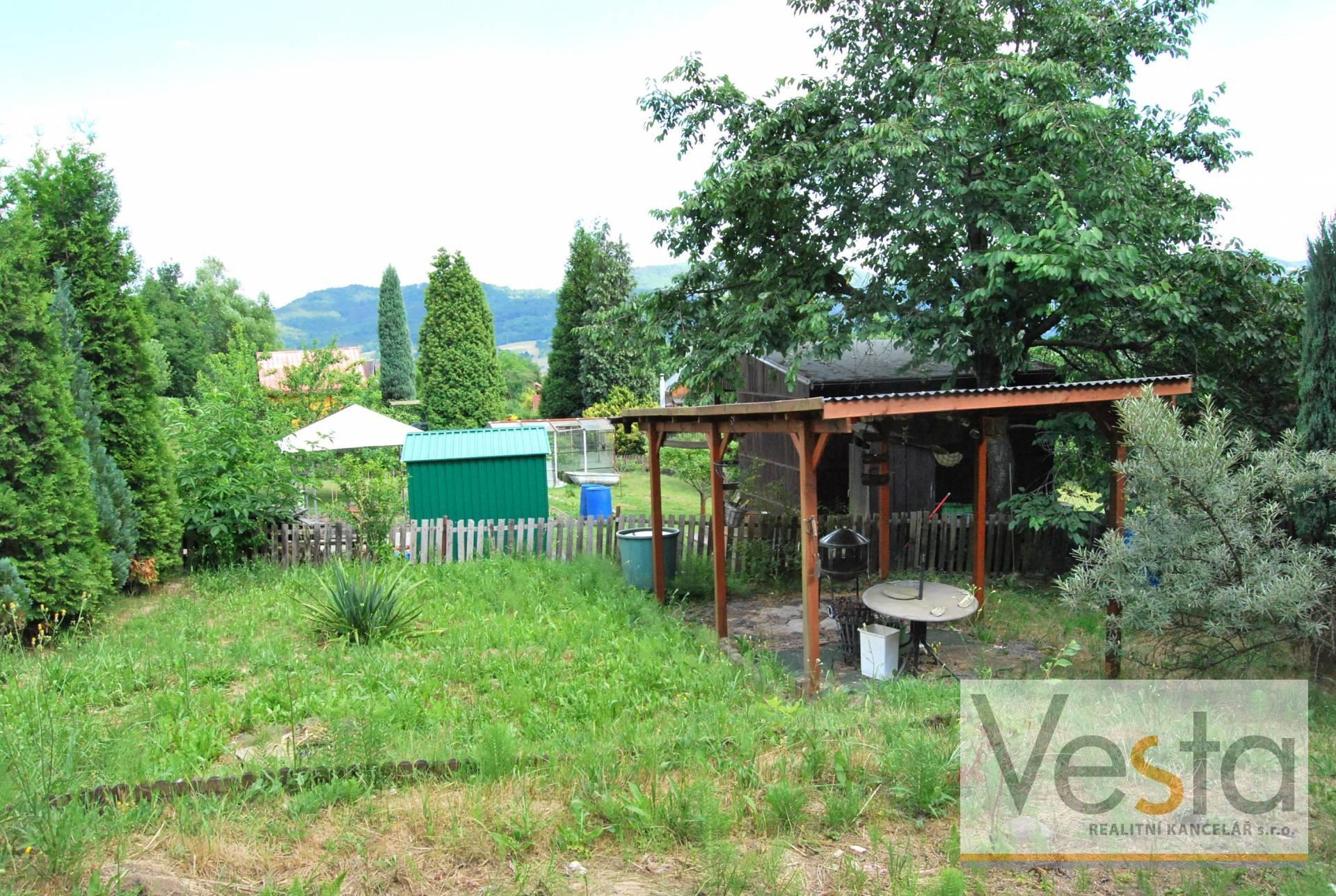 Prodej zahrádky v kolonii v Děčíně XXII-Václavov, 348 m2