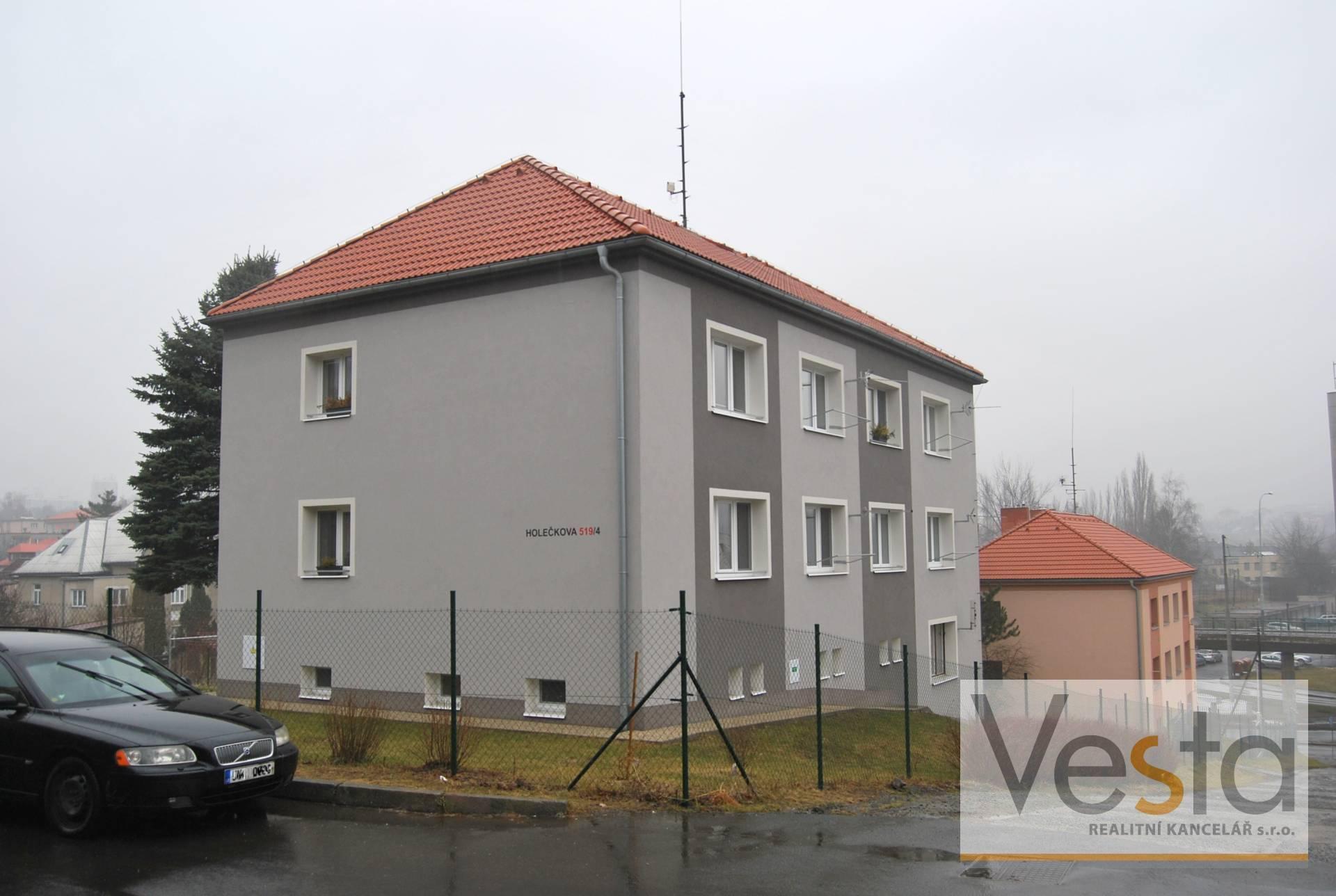 Byt 2+1 ve zrekonstruovaném bytovém domě, Ústí nL-Bukov