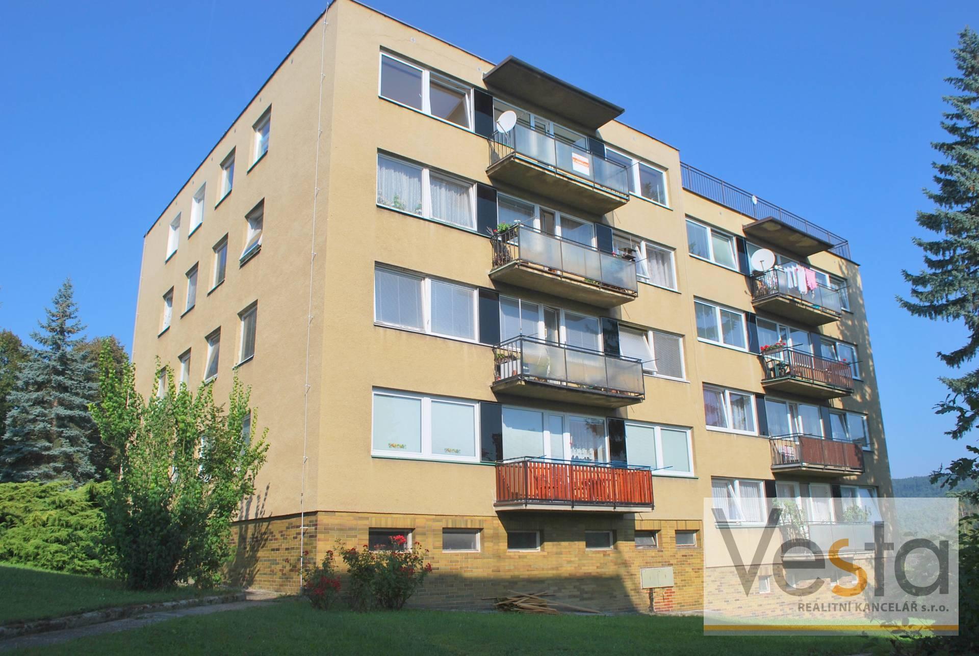 Pronájem krásného bytu 3+1 s výhledem na Letné