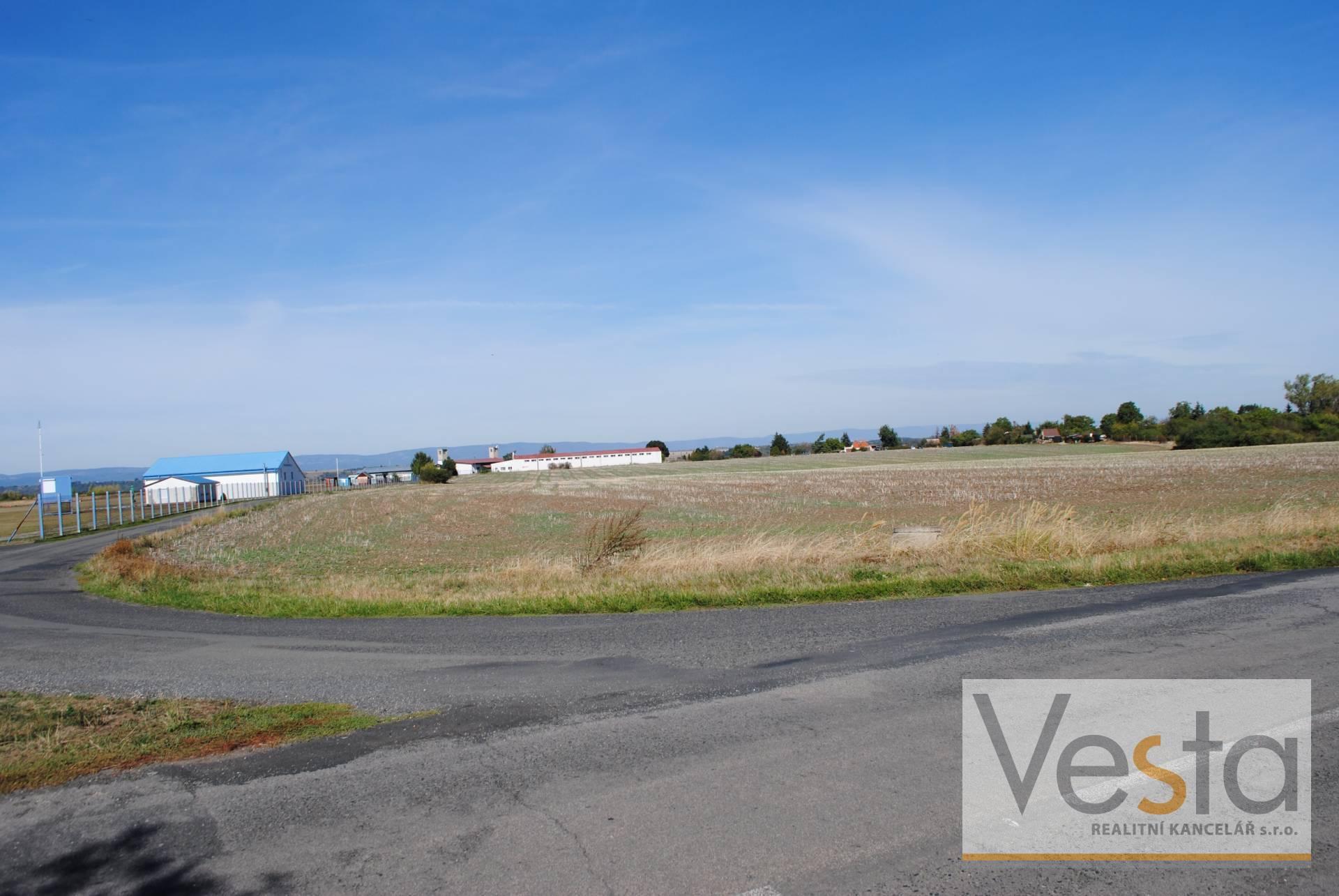 Prodej pozemku pro podnikatelskou činnost, Žatec 46 745 m2