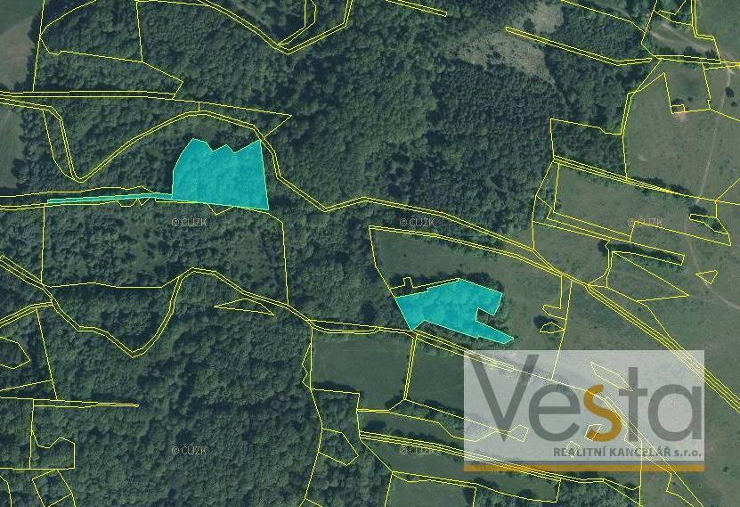 Veřejná dražba pozemků v Kerharticích