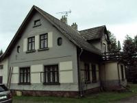 Horní Olešnice - starší rodinný dům