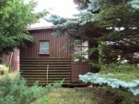 Úpice - zahrada s chatkou