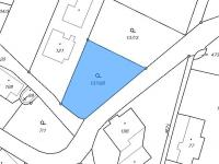 Červený Kostelec - Stolín -  prodej stavebního pozemku 750m2