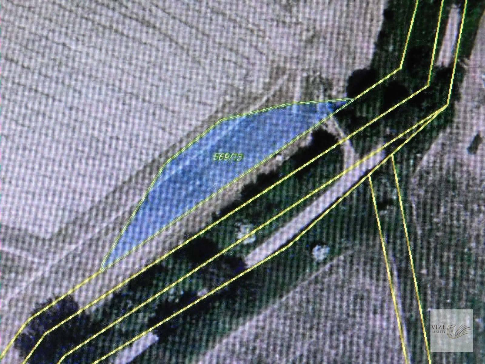 Prodej pozemku na splátky - Brniště - Luhov.