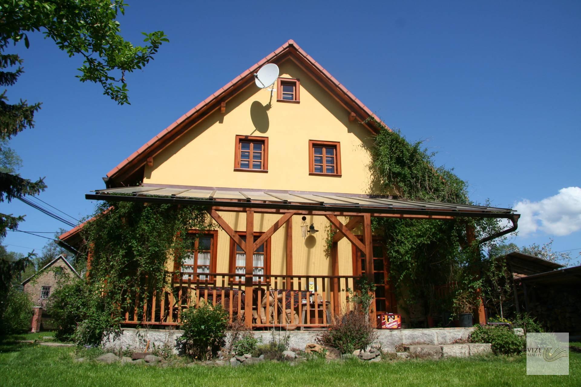 Rodinný dům - Horní Libchava.