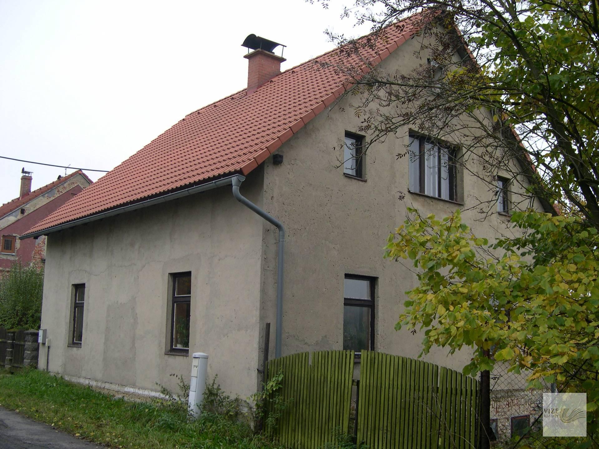 Rodinný dům - Varnsdorf.