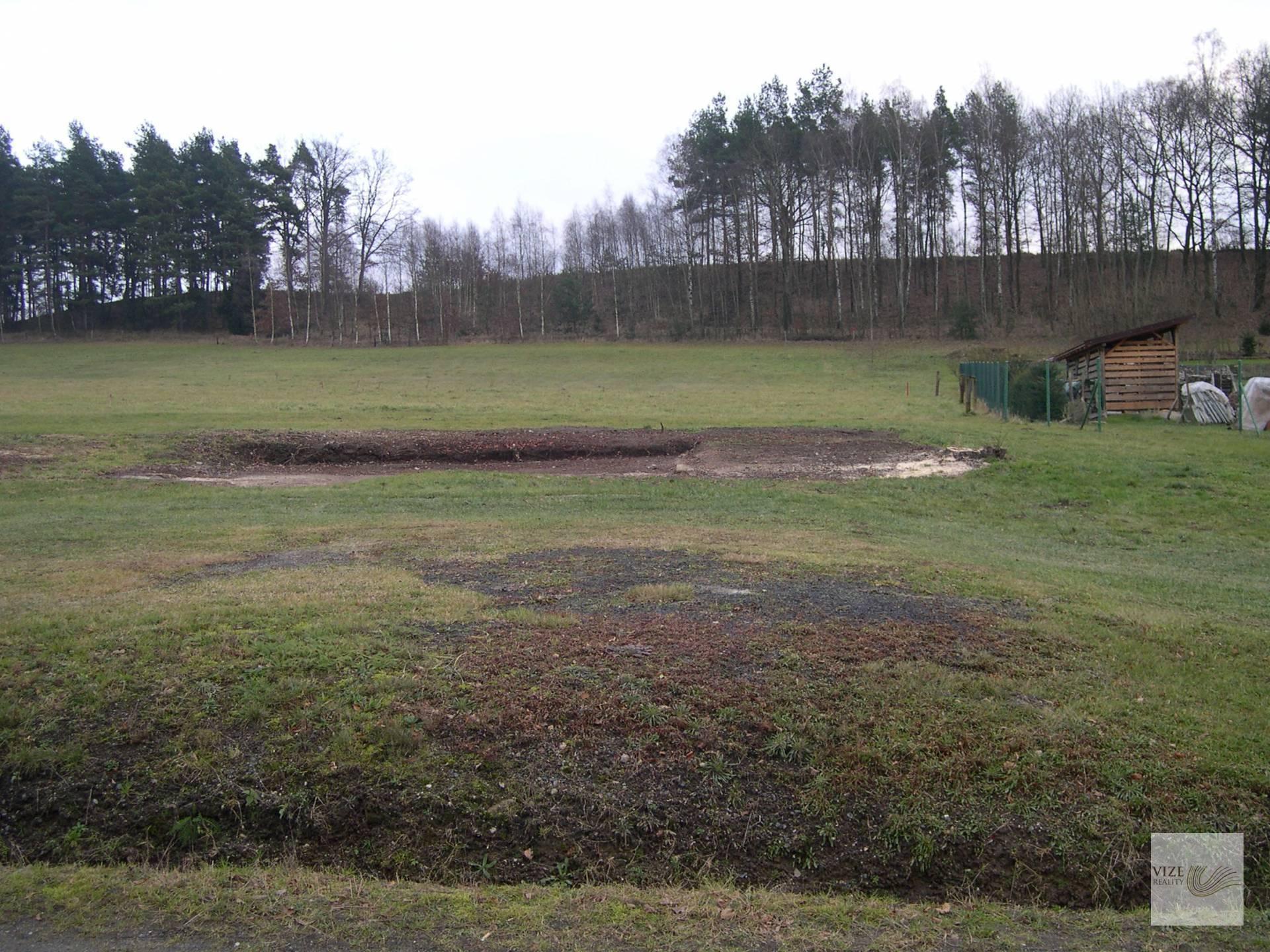 Stavební pozemky Brniště.