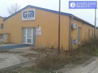 Prodej administrativní budovy a skladu, Hrušovany nad Jevišovkou