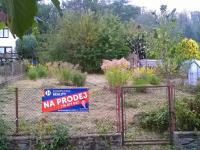 Prodej oplocené zahrady Hradčany
