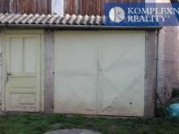 Pronájem garáže v Tišnově, ulice Družstevní