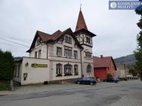 Prodej Hotelu u Nádraží, Nedvědice