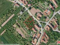 Prodej dvou stavebních pozemků u Tišnova