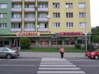 Pronájem obchodních prostorů v centru  v Ml.Boleslavi na T.G.Masaryka