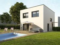 Řadový rodinný dům 4+kk o ploše 108,8m2 + terasa 9,5m2 na pozemku 618 m2.