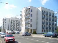 Ubytovací jednotka 1+kk o ploše 21,8m2+1,3m2 balkon, vč. kuchyňské linky.