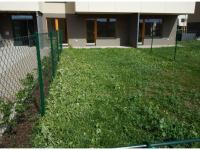 Nový byt 3+kk o ploše 89m2 + 2 x terasa 17,1m2 + 2 x zahrada 57,5m2 ve výstavbě.