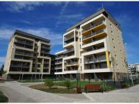 Nový byt 2+kk o ploše 62,7m2 + 9,1m2 balkón s výhledem na Prahu.