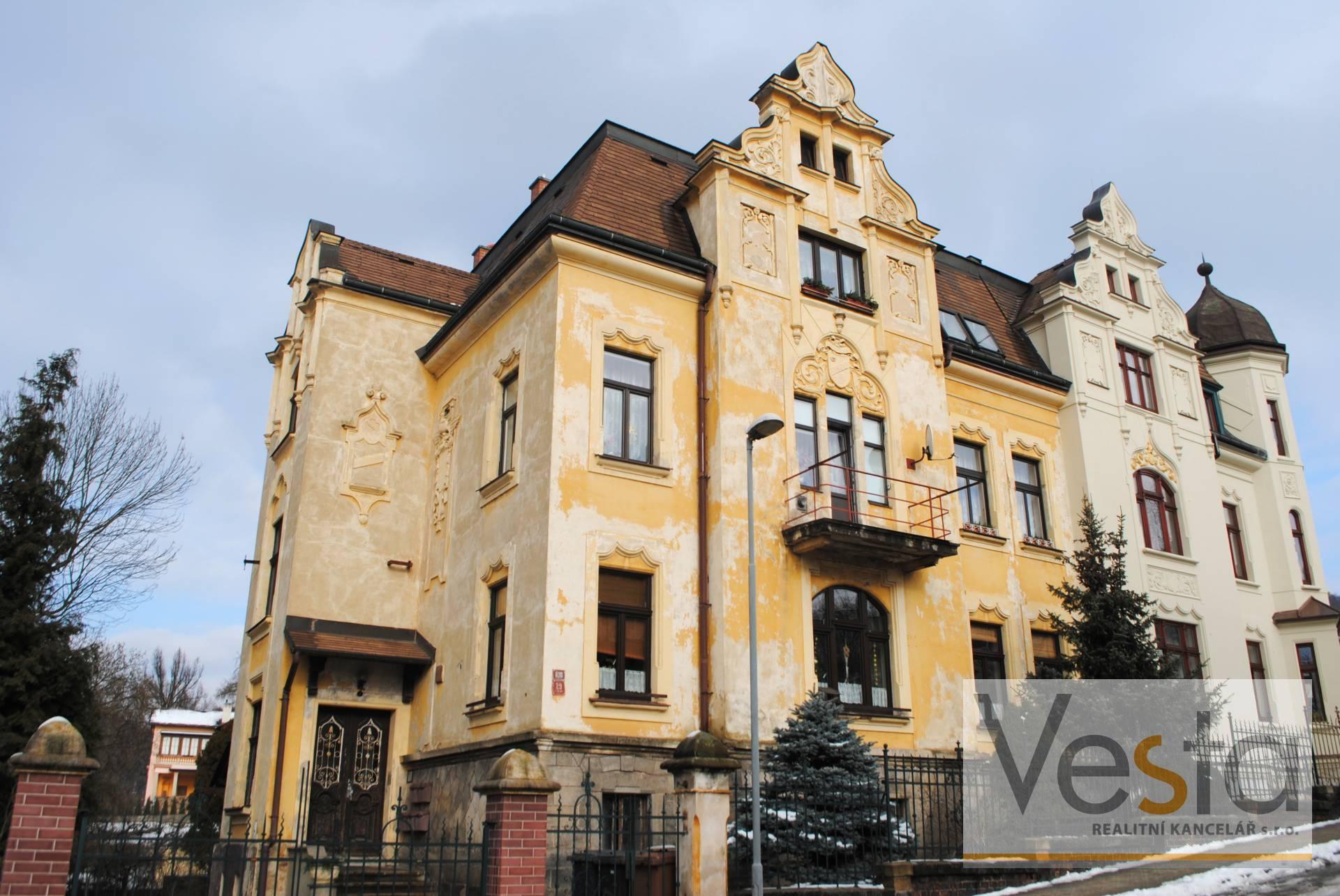 Pěkný zrekonstruovaný byt 2+kk v Děčíně, 40 m2