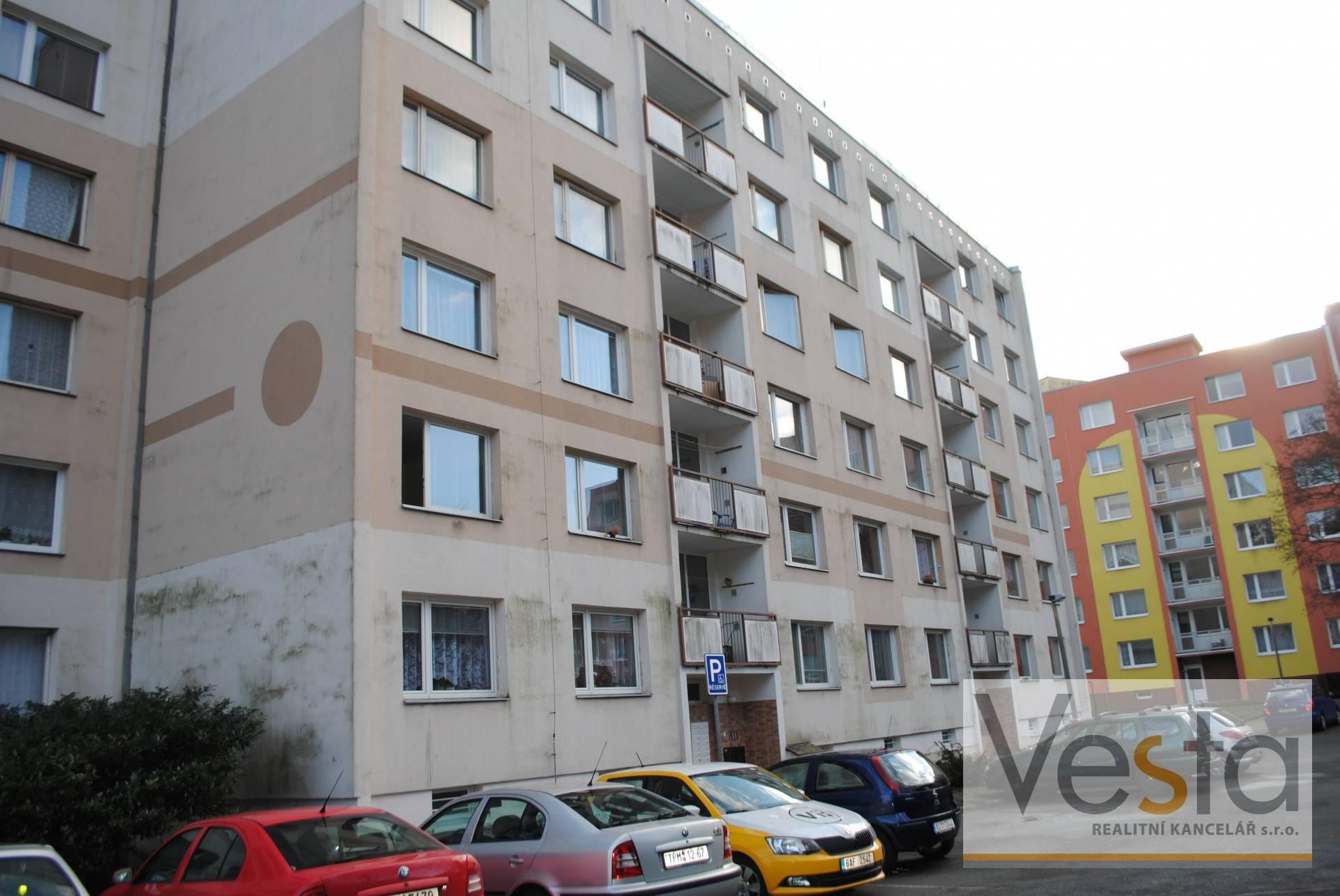 Prodej bytu 2+1, Ústí nad Labem – Neštěmice, 60 m2