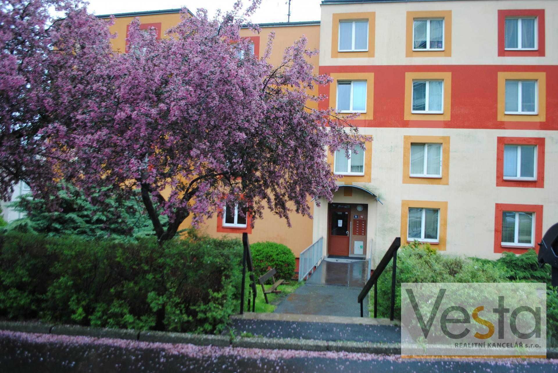 Družstevní byt 2+kk, Krásné Březno, 48 m2