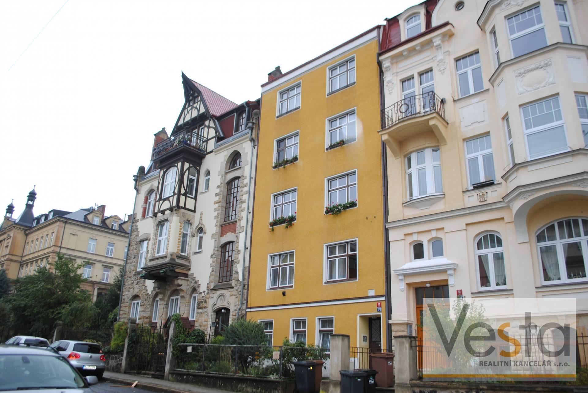 Krásný byt 2+1 v centru Děčína, 76 m2
