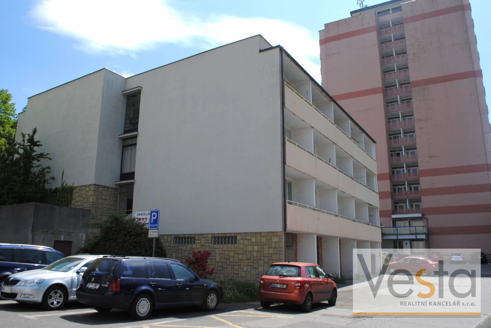 Polyfunkční budova v centru města Děčín, 377 m2