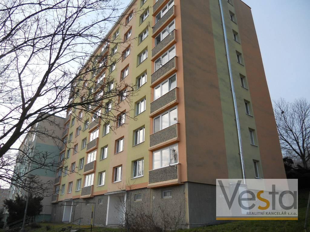 Dražba bytu v osobním vlastnictví 2+1, 60 m2