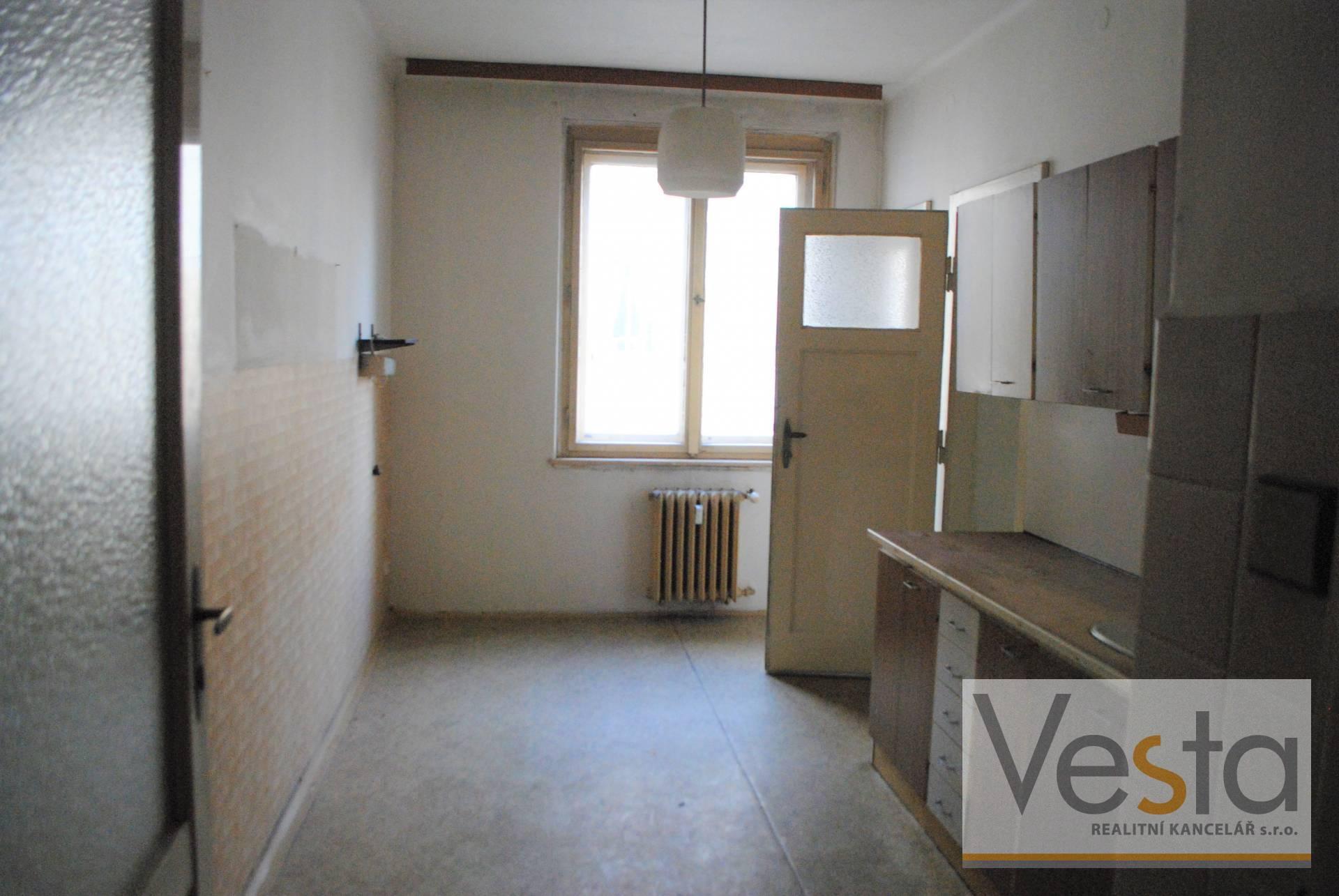 Dražba bytu 2+1 v centru Podmokel, 81 m²