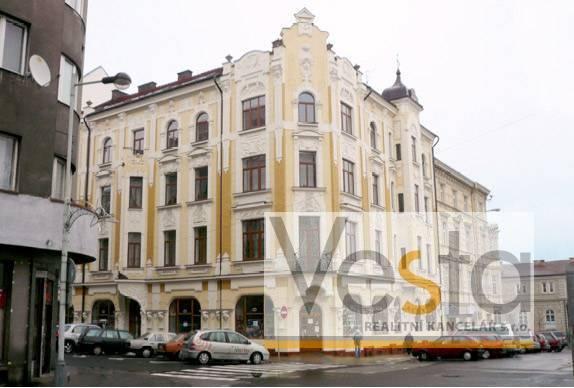 Pronájem pěkného bytu 3+kk v centru Podmokel