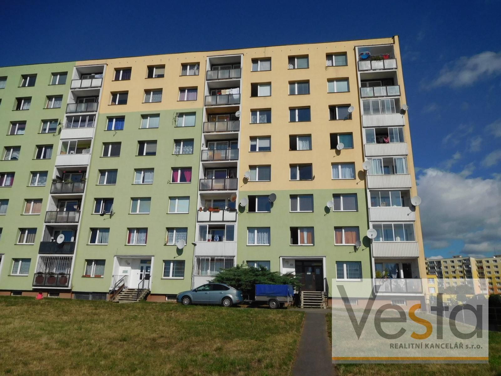 Dražba spoluvlastnického podílu na bytové jednotce 3+1